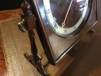 Walnut Framed Mantel Clock (2 of 6)