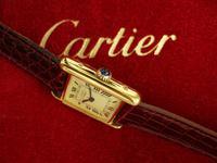 Cartier Ladies Tank Wristwatch (4 of 4)