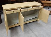 1960s Painted Dresser Base with Cupboards and Drawers (2 of 4)