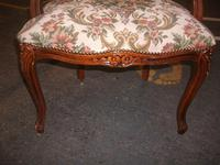 Continental Style Needlepoint Arm Chair (3 of 3)