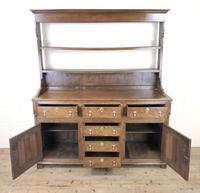 Antique North Wales Oak Dresser (2 of 10)