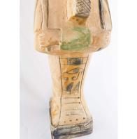 Vintage Egyptian Stone Sarcophagus (3 of 6)