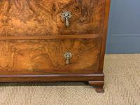 Burr Walnut Chest of Drawers (12 of 13)