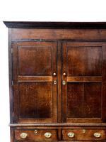 Late 18th Century Welsh Oak Cupboard (4 of 17)