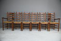 6 Ladderback Dining Chairs (2 of 11)