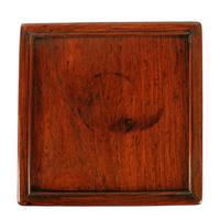 Late 19th Century Chinese Rosewood Stand (4 of 8)