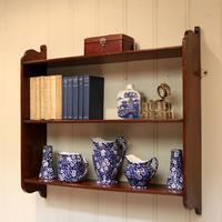 Mahogany Wall Shelves (8 of 10)