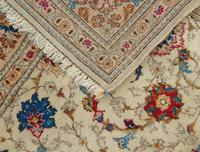 Good Pair of Antique Kashan Carpets (3 of 11)