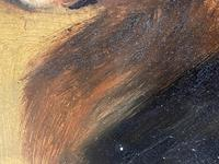 Pair of Scottish 19th Century Oil Paintings Rough Collie Dog Portraits After George Washington Brownlow (32 of 49)