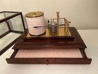 Monthly Barograph (2 of 3)