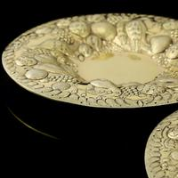Magnificent Georgian Pair of Solid Silver Gilt Charger / Platter Dishes - George Burrows 1824 (18 of 27)