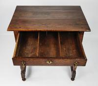Early 18th Century Side Table (6 of 9)