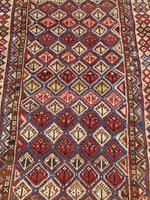 Antique Caucasian Gendje Prayer RUGS (4 of 11)