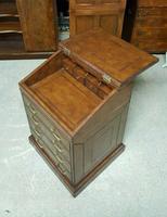 Maitland Smith Leather Davenport Desk (5 of 12)
