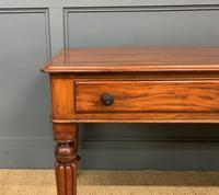 Victorian Mahogany Side Table (14 of 15)