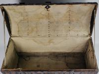 Large Early 17th Century Iron Bound Chest (16 of 22)