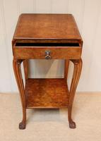 Burr Maple Occasional Table (5 of 10)