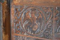 Italian Renaissance Cedar Box on Later Stand (12 of 13)