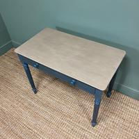 Gillows Design Regency Country House Painted Antique Side Table (2 of 7)