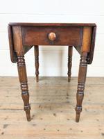 Victorian Mahogany Pembroke Table (9 of 11)
