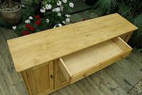 2m Pine Dresser Base Sideboard / Cupboard / TV Stand (8 of 13)
