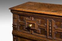 Late 19th Century Oak Dresser Base (4 of 6)