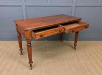Victorian Mahogany Side Table (13 of 15)
