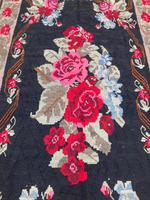 Vintage Caucasian Karabagh Kilim 2.77m x 1.49m (3 of 8)