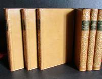 1892 Collection of Zaehnsdorf Leather Books Washington Irving + Oliver Goldsmith (5 of 5)