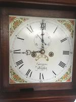 Mahogany Longcase Clock - F C Gerrans C1810 (9 of 9)