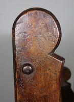 Victorian Vernacular Pine Poker Work Bench (3 of 10)