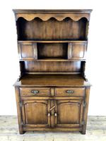 Quality Late 20th Century Oak Cottage Welsh Dresser (15 of 15)