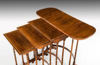 Quartetto of Regency Period Tables (4 of 5)
