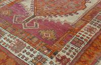 Antique Sarab Carpet Runner Rare Colours (2 of 9)