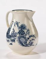 Late 18th Century Liverpool Blue and White Printed Jug (3 of 4)