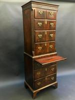 Chippendale Tallboy Chest of Drawers (11 of 11)