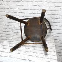 Child's Windsor Armchair with Faux Bamboo Turning (8 of 8)