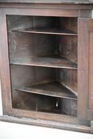 Georgian Oak Corner Cupboard (8 of 12)