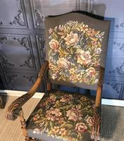 Carved Oak Chair (3 of 19)