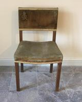 Pair of George V1 Coronation Chairs