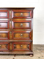 Vintage Oak TV Cabinet Chest (3 of 9)
