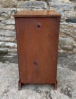 Antique Victorian Mahogany Bedside Pot Cupboard (6 of 16)