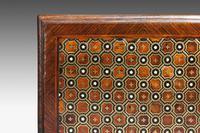 19th Century French Walnut Box (4 of 4)