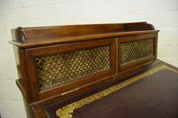Victorian Mahogany Davenport attributed to Gillow (10 of 12)