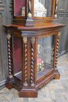 Antique Italian Display Cabinet (9 of 9)