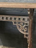 Victorian Enamelled Table (5 of 11)