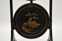 Antique Lacquered Chinoiserie Cake Stand (7 of 11)