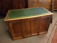 Antique Oak Desk (2 of 6)