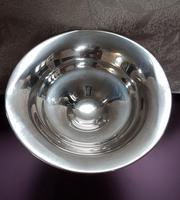 Silver Bon Bon Dish on Pedestal (2 of 3)