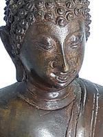Bronze Sitting Buddha (2 of 9)